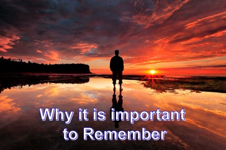 why-remember