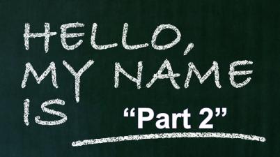 Name 2