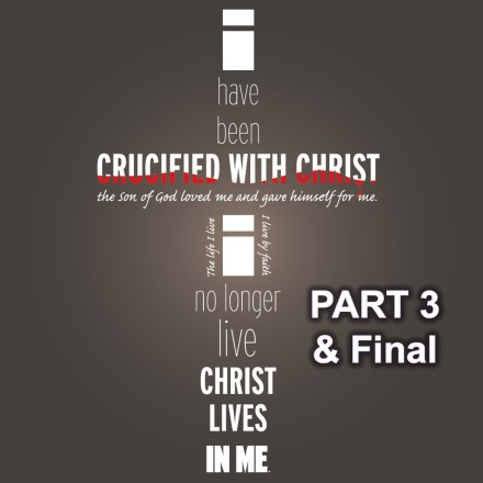 Crucified with Christ 3