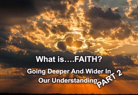 What Is Faith2