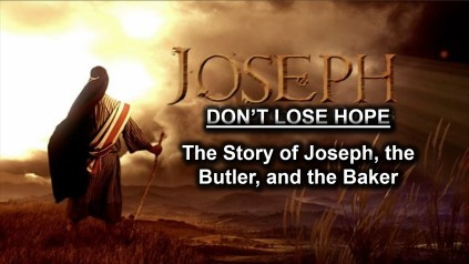 Don't Lose Hope Joseph